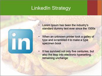 Burger PowerPoint Template - Slide 12