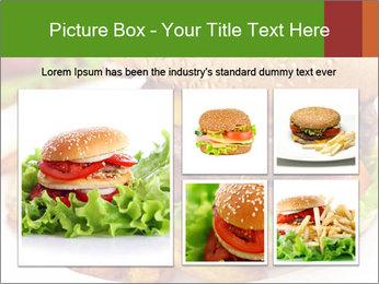 Burger PowerPoint Template - Slide 19