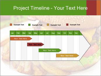 Burger PowerPoint Template - Slide 25