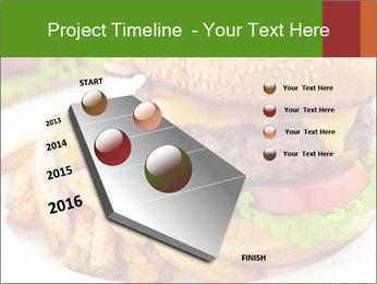 Burger PowerPoint Template - Slide 26