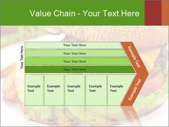 Burger PowerPoint Template - Slide 27