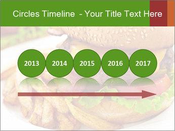 Burger PowerPoint Template - Slide 29