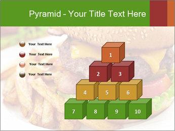 Burger PowerPoint Template - Slide 31