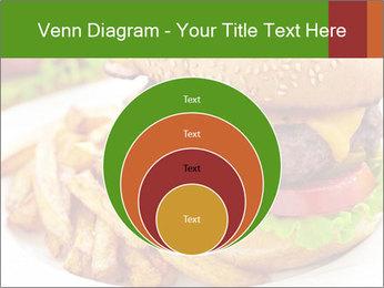Burger PowerPoint Template - Slide 34