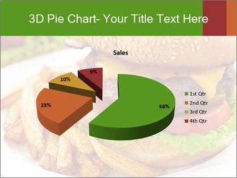 Burger PowerPoint Template - Slide 35