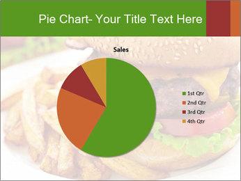 Burger PowerPoint Template - Slide 36