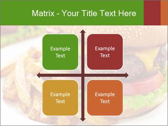 Burger PowerPoint Template - Slide 37