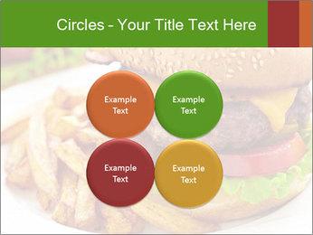 Burger PowerPoint Template - Slide 38