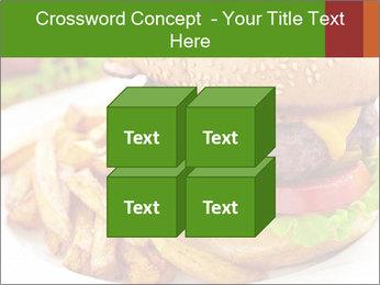 Burger PowerPoint Template - Slide 39