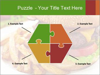 Burger PowerPoint Template - Slide 40