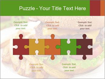 Burger PowerPoint Template - Slide 41
