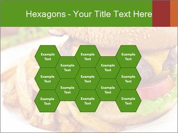 Burger PowerPoint Template - Slide 44