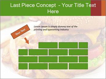 Burger PowerPoint Template - Slide 46