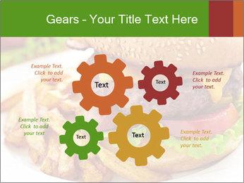 Burger PowerPoint Template - Slide 47