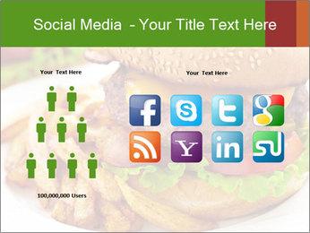 Burger PowerPoint Template - Slide 5