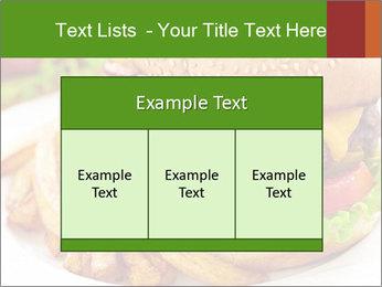 Burger PowerPoint Template - Slide 59