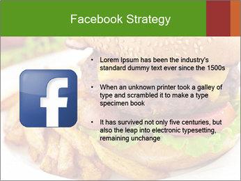 Burger PowerPoint Template - Slide 6