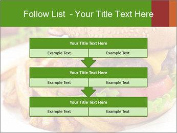 Burger PowerPoint Template - Slide 60