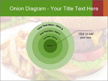 Burger PowerPoint Template - Slide 61