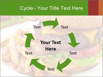 Burger PowerPoint Template - Slide 62