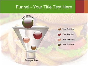 Burger PowerPoint Template - Slide 63