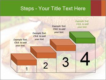 Burger PowerPoint Template - Slide 64