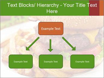 Burger PowerPoint Template - Slide 69