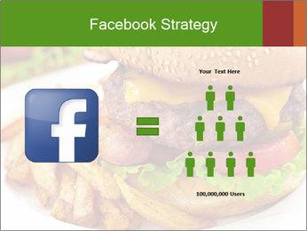 Burger PowerPoint Template - Slide 7