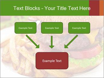 Burger PowerPoint Template - Slide 70