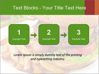 Burger PowerPoint Template - Slide 71