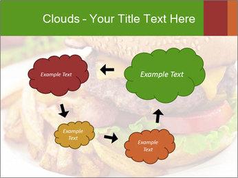 Burger PowerPoint Template - Slide 72