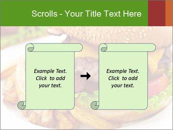 Burger PowerPoint Template - Slide 74