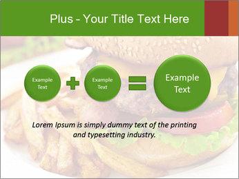 Burger PowerPoint Template - Slide 75