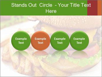 Burger PowerPoint Template - Slide 76