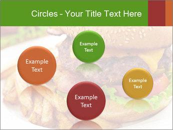Burger PowerPoint Template - Slide 77