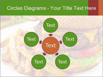Burger PowerPoint Template - Slide 78