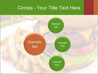 Burger PowerPoint Template - Slide 79