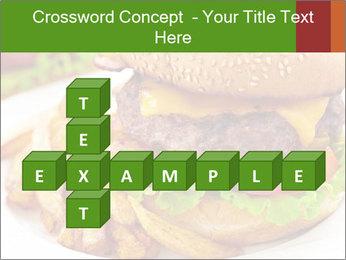 Burger PowerPoint Template - Slide 82