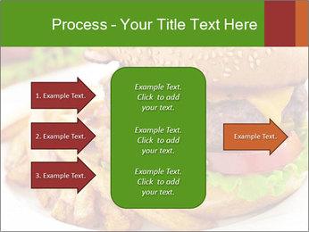 Burger PowerPoint Template - Slide 85