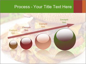 Burger PowerPoint Template - Slide 87