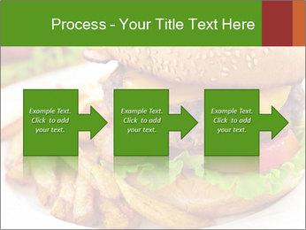 Burger PowerPoint Template - Slide 88