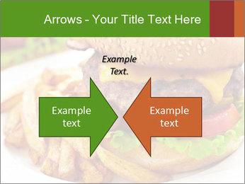 Burger PowerPoint Template - Slide 90
