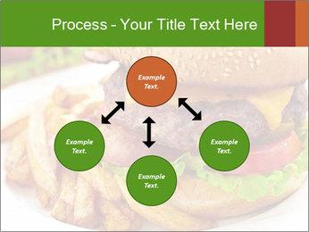 Burger PowerPoint Template - Slide 91