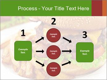 Burger PowerPoint Template - Slide 92