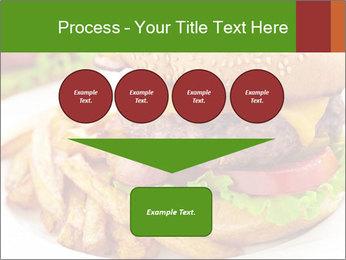 Burger PowerPoint Template - Slide 93