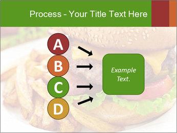 Burger PowerPoint Template - Slide 94