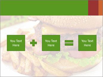 Burger PowerPoint Template - Slide 95