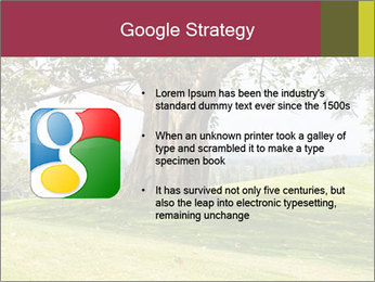 Golf course PowerPoint Template - Slide 10