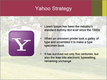 Golf course PowerPoint Template - Slide 11