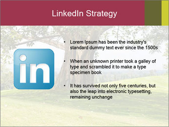 Golf course PowerPoint Template - Slide 12